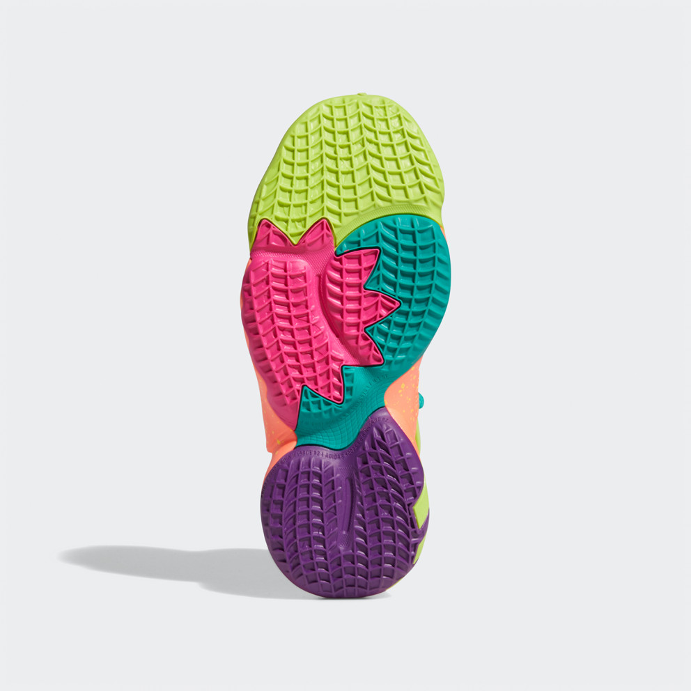 adidas Performance D.O.N. Issue 2 Kids' Basket Shoes