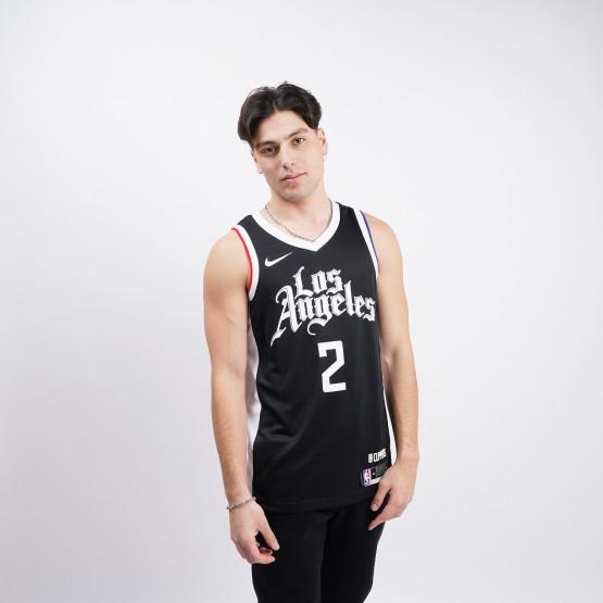 Nike NBA Kawhi Leonard Los Angeles Clippers City Edition Swingman Men's Jersey