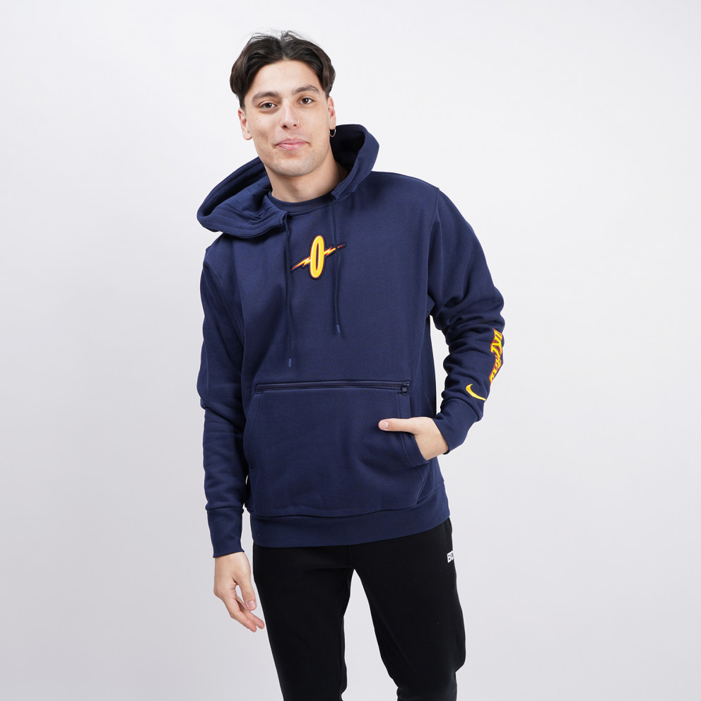 Nike NBA Golden State Warriors Courtside City Edition Men's Hoodie