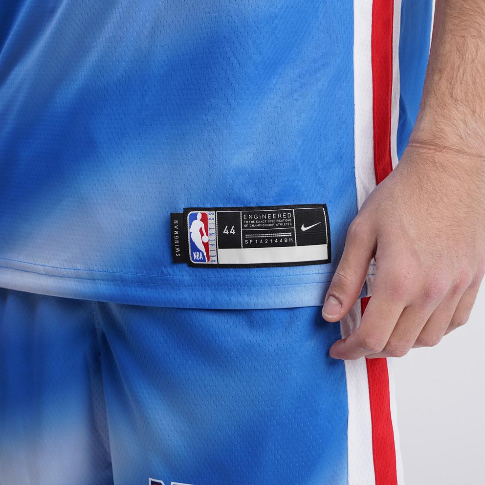 Nike NBA Kyrie Irving Brooklyn Nets Hardwood Classics Men's Jersey