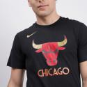 Nike Chicago Bulls City Edition Men's T-Shirt