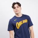 Nike NBA Golden State Warriors City Edition Men's T-Shirt