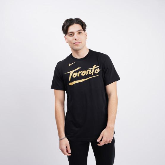 Nike NBA Toronto Raptors City Edition Men's T-Shirt