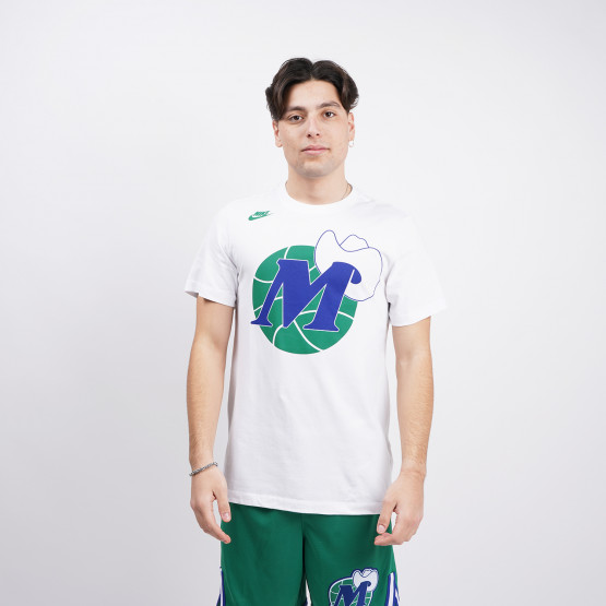Nike NBA Dallas Mavericks Classic Edition Logo Men's T-Shirt