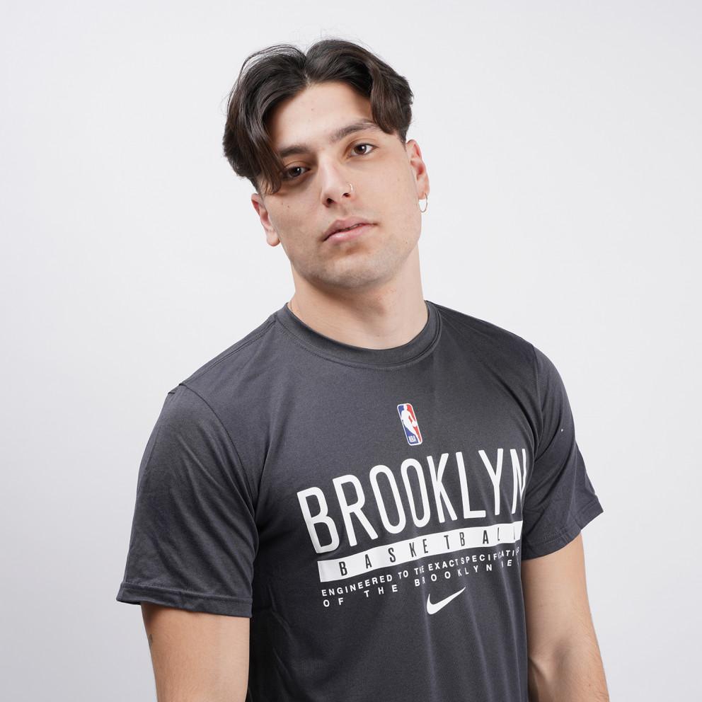 Nike Μπρούκλιν Νετς Practice Ανδρική Μπλούζα