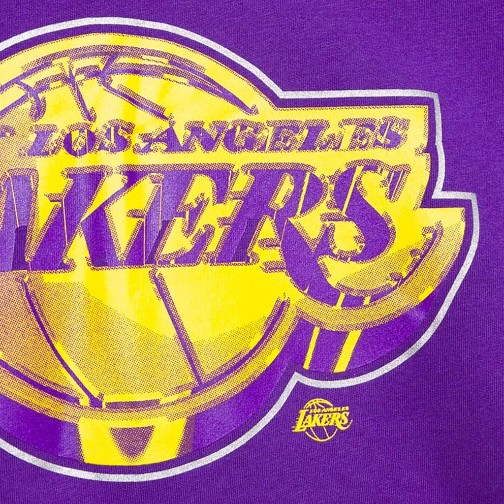 Nike Los Angeles Lakers Dri-FIT Ανδρικό T-Shirt