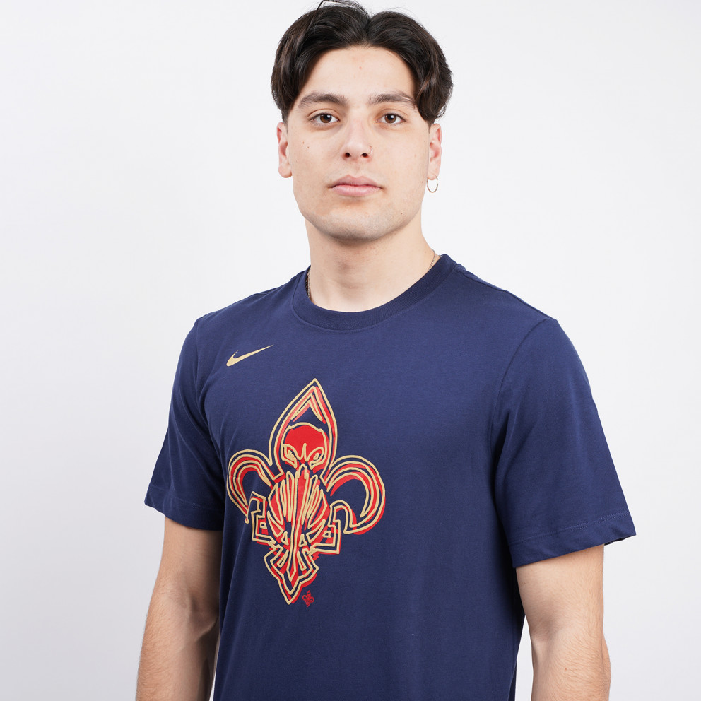 Nike New Orleans Pelicans Ανδρικό T-Shirt