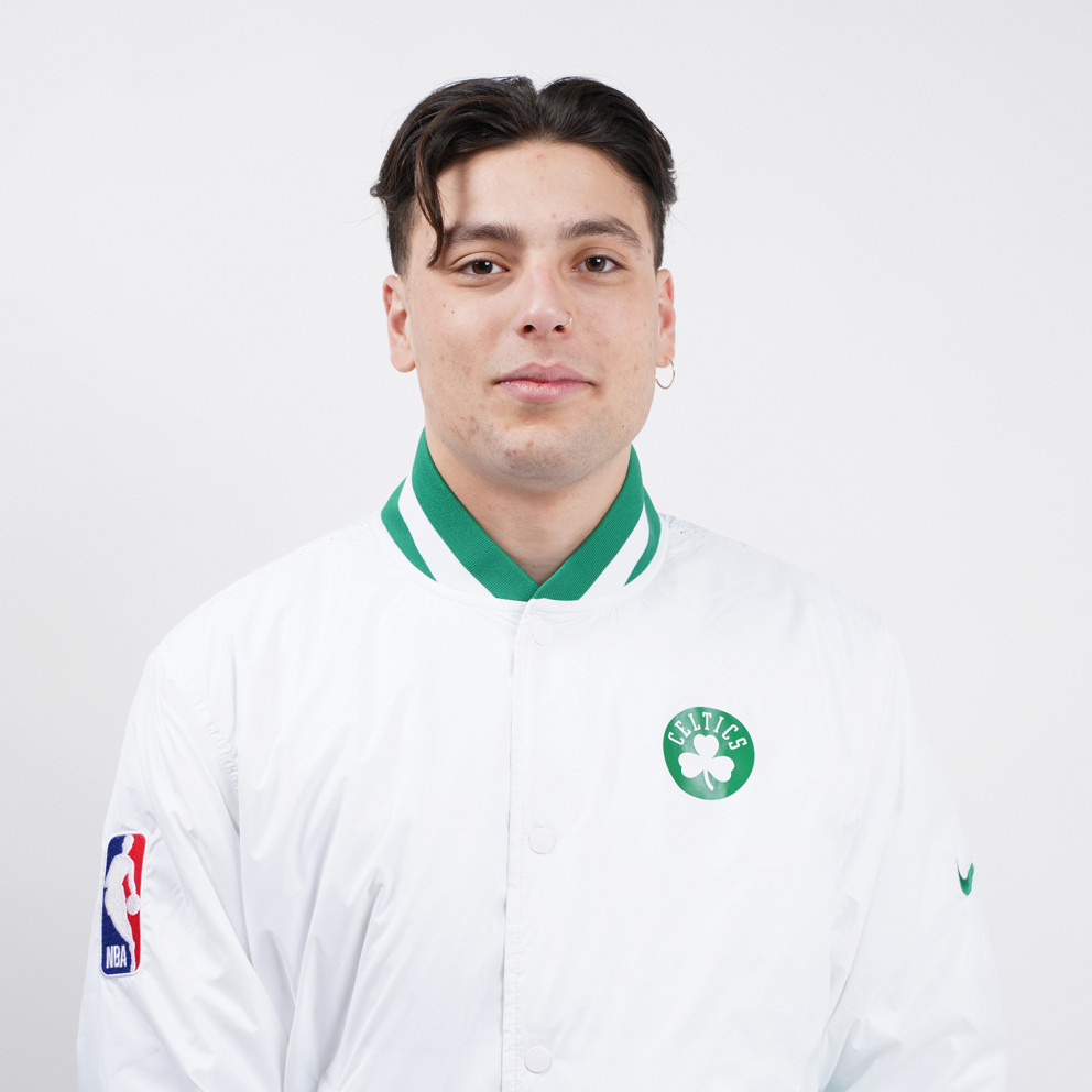 Nike NBA Boston Celtics Courtside City Edition Men's Jacket