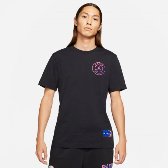 Jordan x PSG Logo Men's T-shirt
