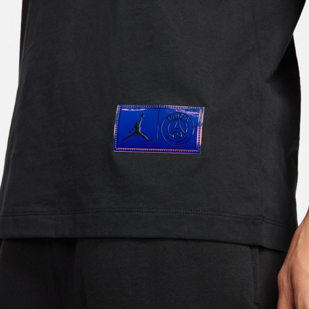 Jordan x PSG Logo Ανδρική Μπλούζα