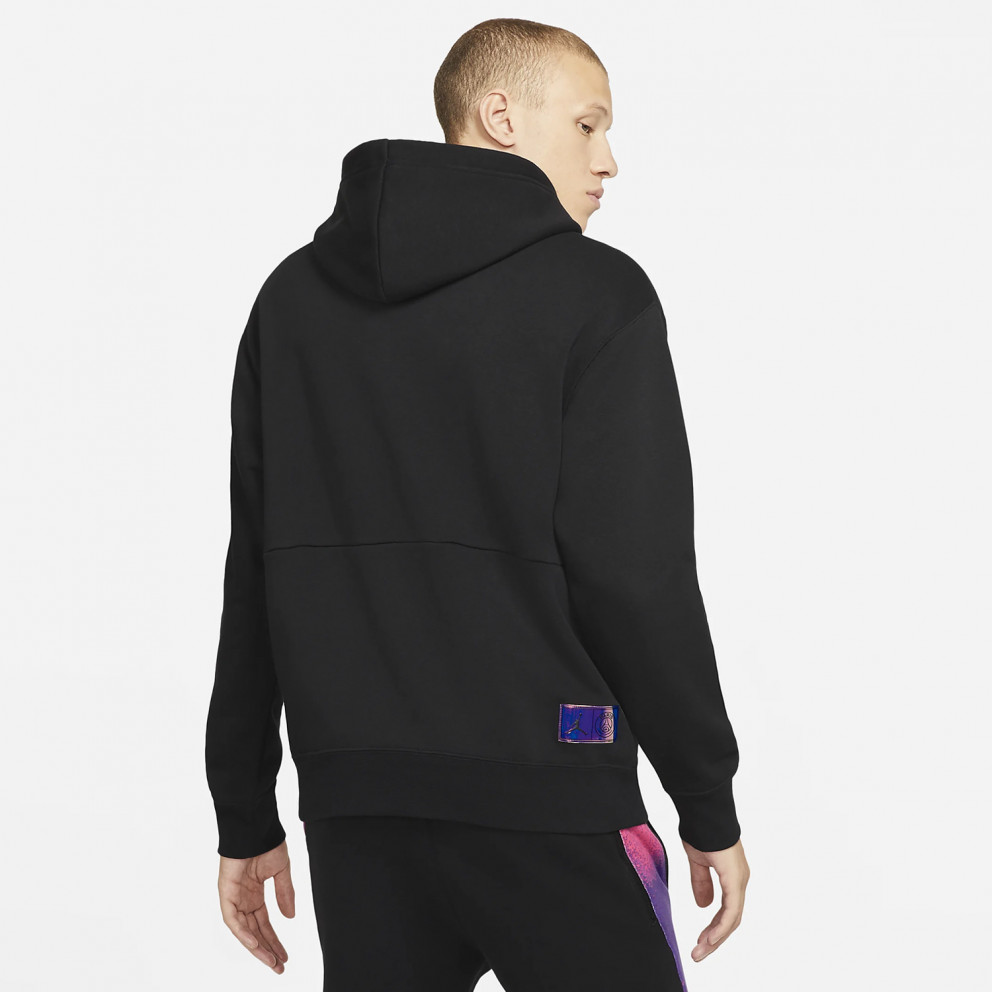 Jordan X PSG Men's Fleece Pullover Hoodie