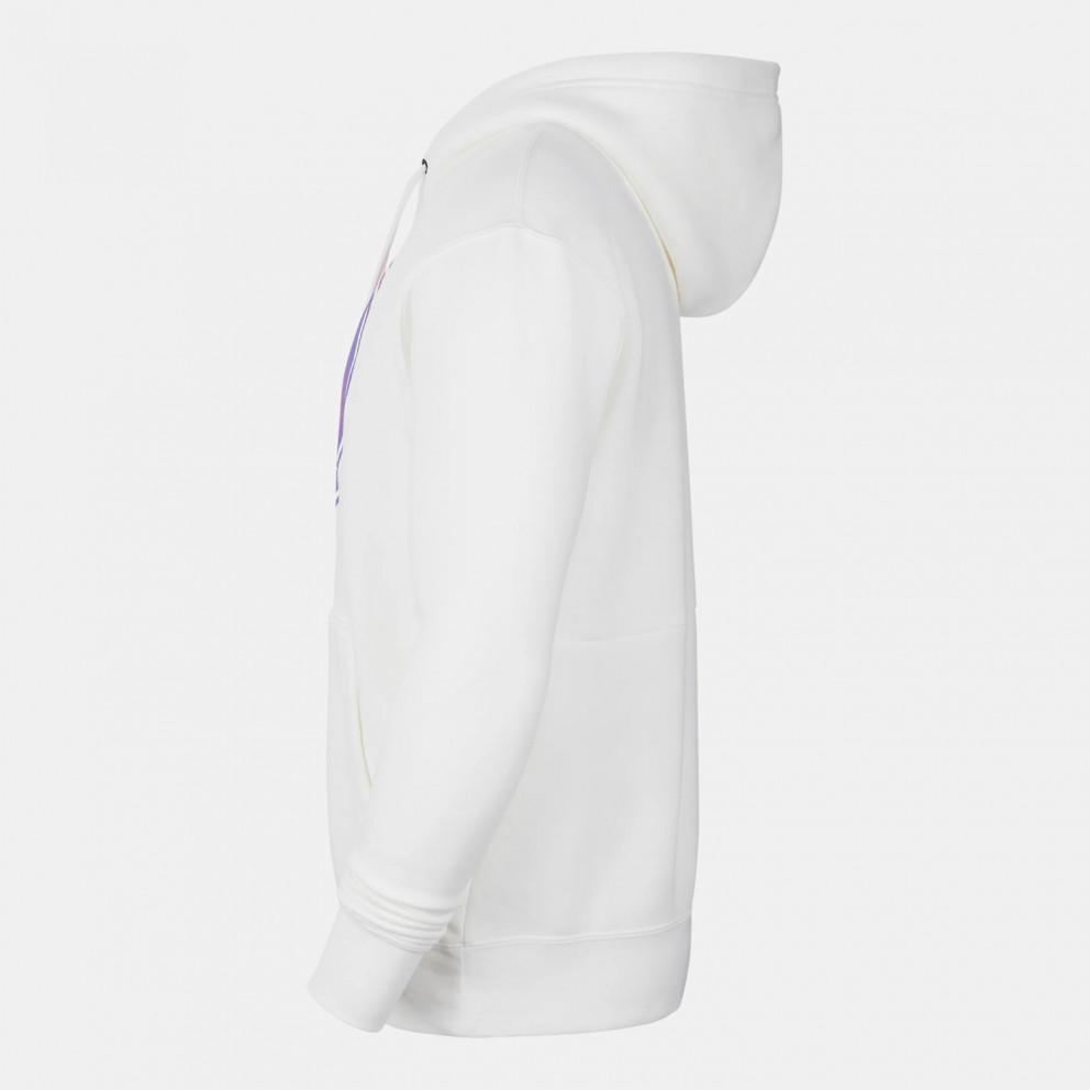 Jordan X PSG Fleece Ανδρική Μπλούζα με Κουκούλα