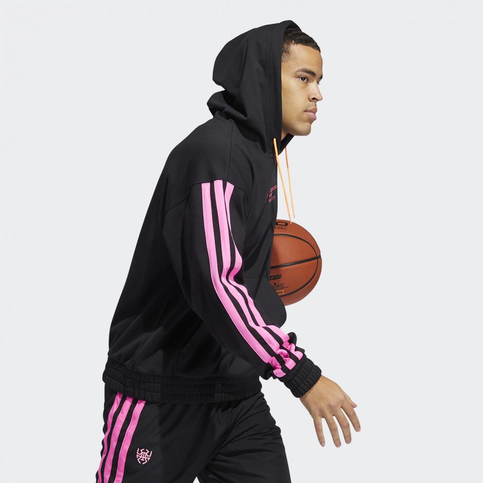 adidas Performance Donovan Mitchell Men's Pullover Hoodie