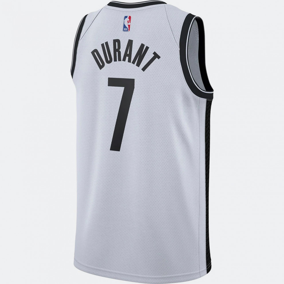 Nike NBA Kevin Durant Brooklyn Nets Association Edition 2020 Men's Jersey