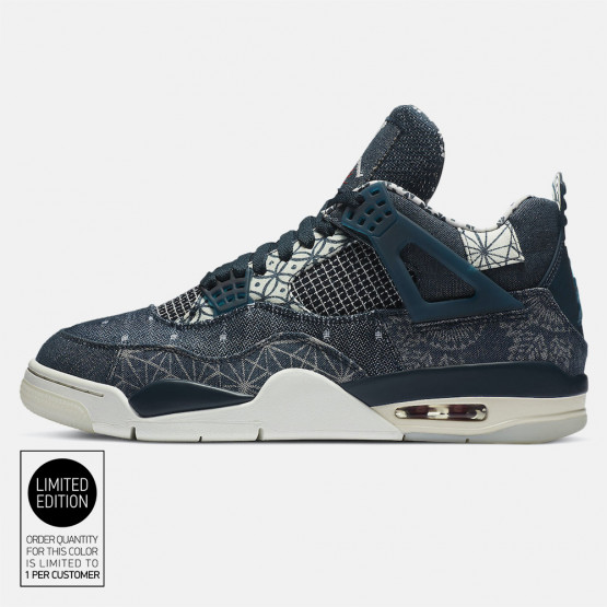 Jordan Air 4 Retro Se Sashiko Men's Shoes