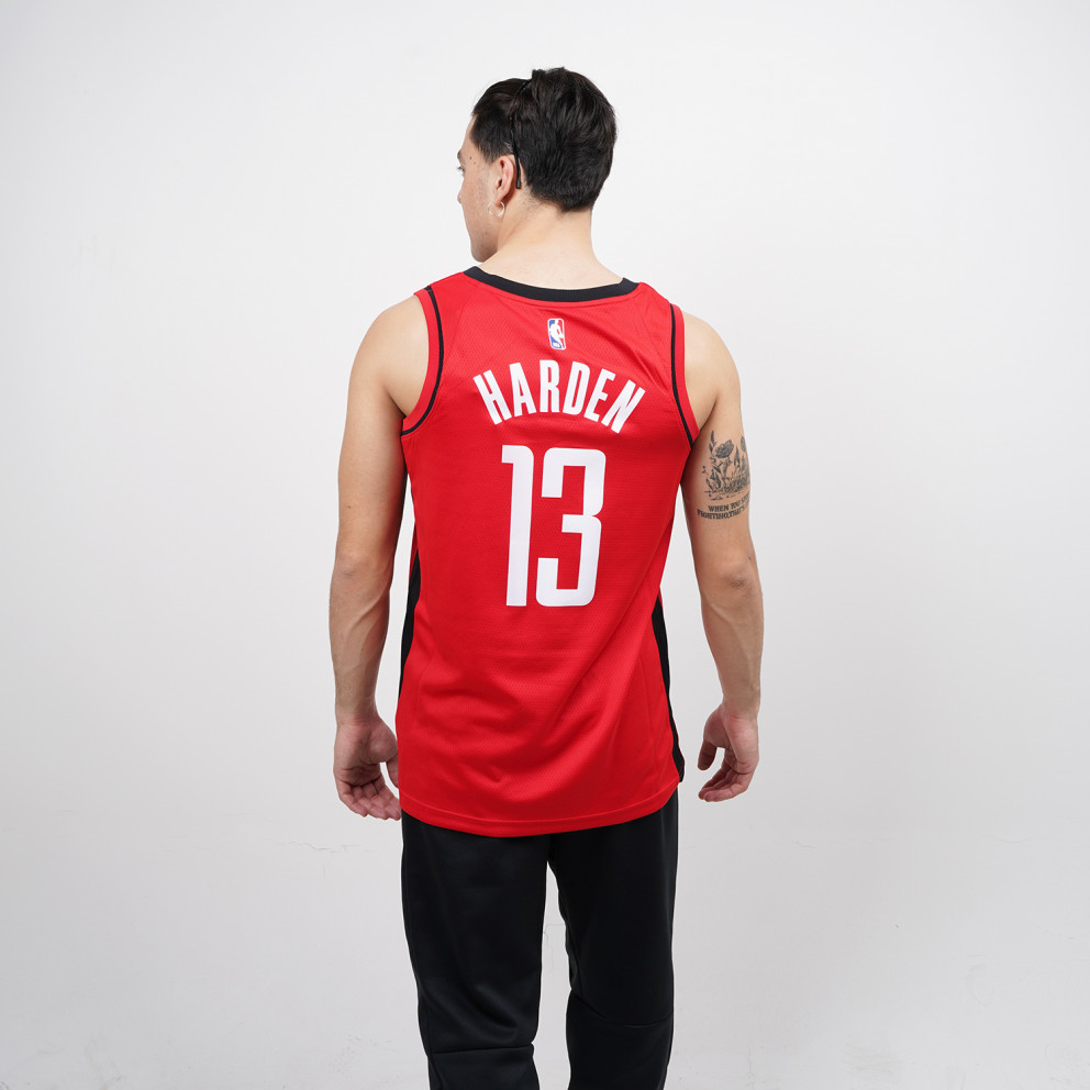 Nike NBA James Harden Houston Rockets Icon Edition 2020 Men's Jersey