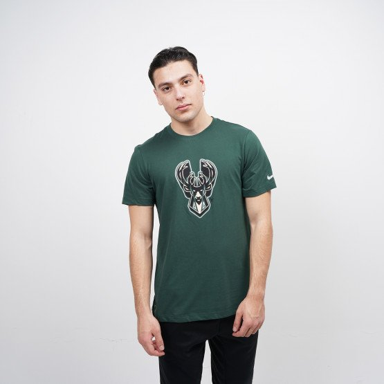 Nike NBA Milwaukee Bucks Ανδρικό T-Shirt