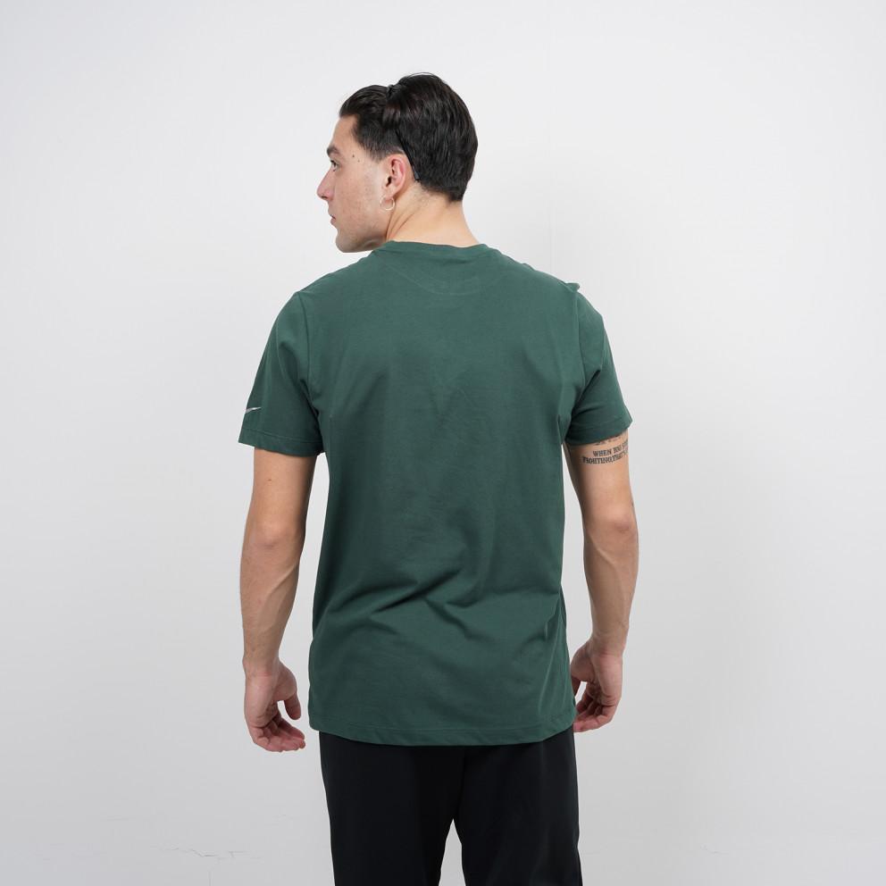 Nike NBA Milwaukee Bucks Ανδρικό T-Shirt