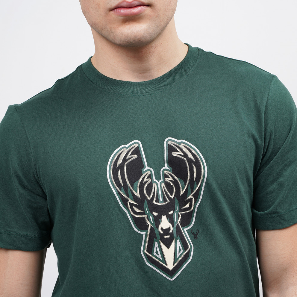 Nike NBA Milwaukee Bucks Men's T-Shirt