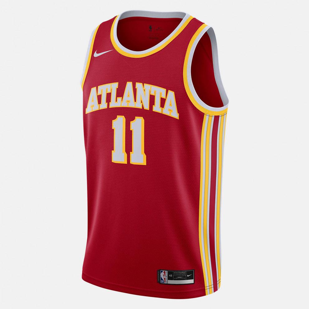 Nike NBA Trae Young Atlanta Hawks Icon Edition 2020 Swingman Men's Jersey