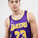 Jordan LeBron James Los Angeles Lakers Statement Edition 2020 Men's Jersey