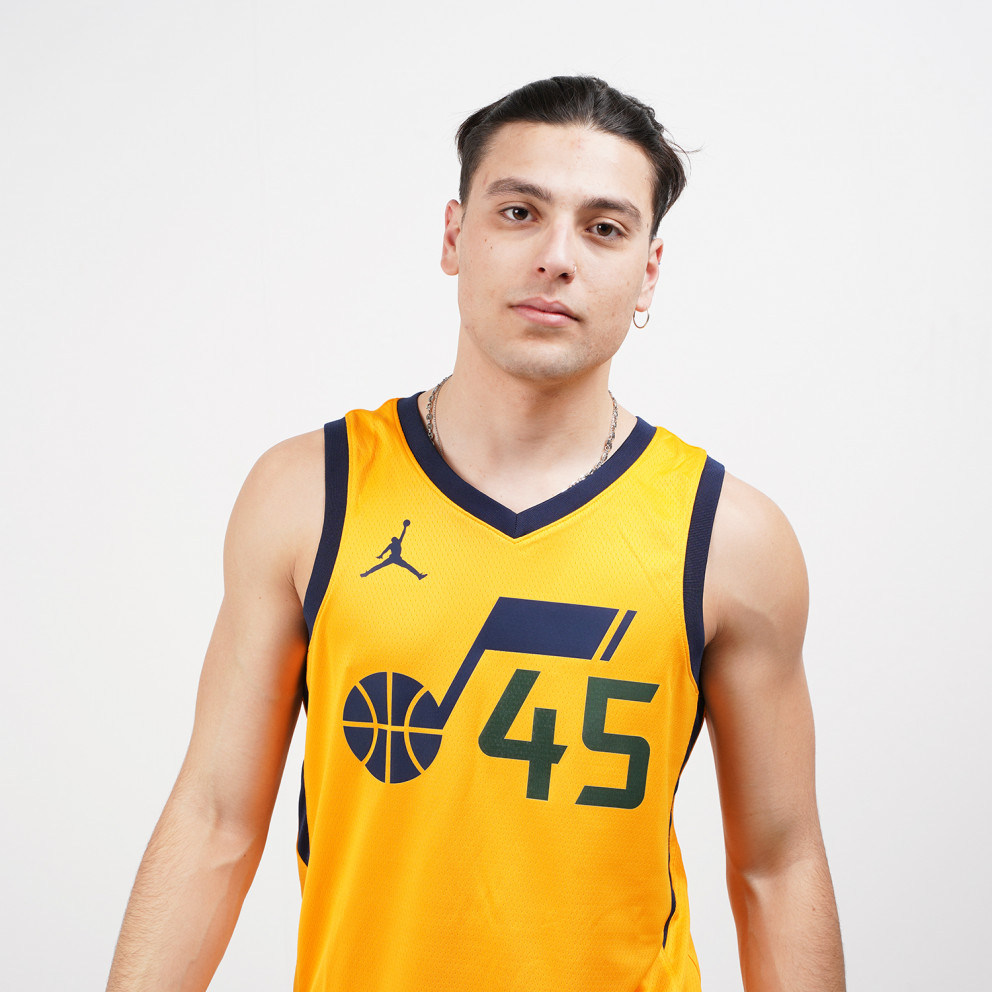 Jordan NBA Donovan Mitchell Utah Jazz Statement Edition 2020 Men's Jersey