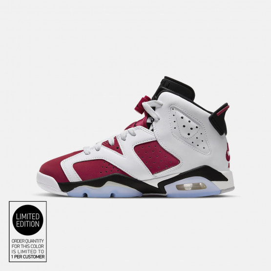 Jordan Air 6 Retro Kid's Shoes