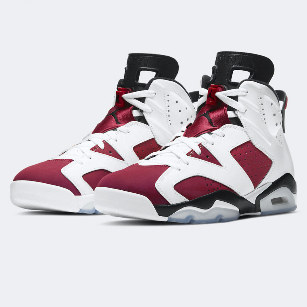 Jordan Air 6 Retro 'Carmine' Men's Basketball Shoes