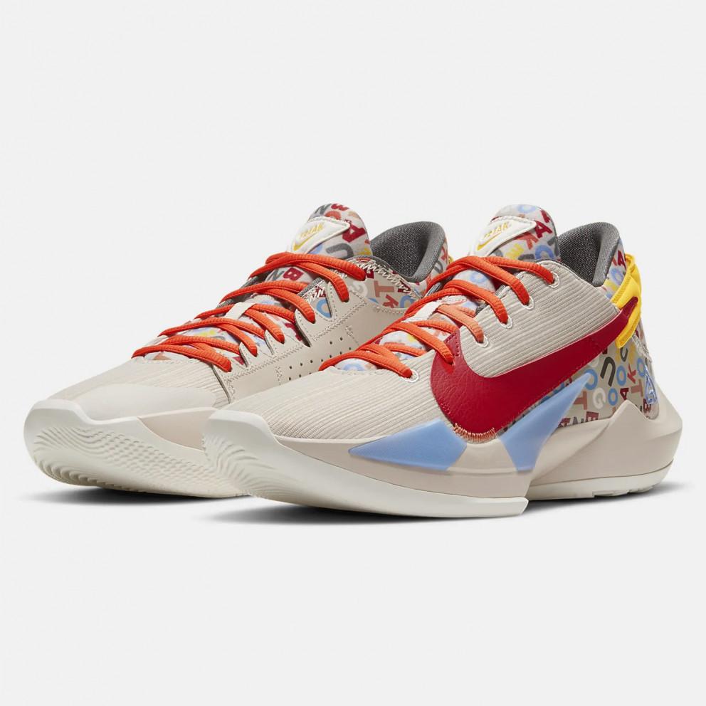 "Nike Zoom Freak 2 ""Letter Bro"" Men's Shoes"