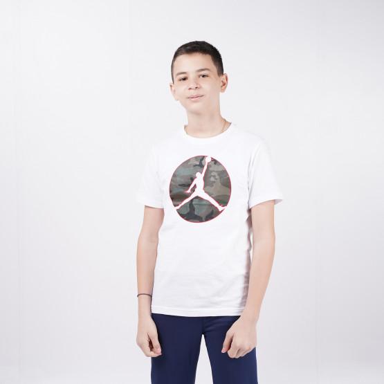 Jordan Jumpman Camo Παιδικό T-Shirt