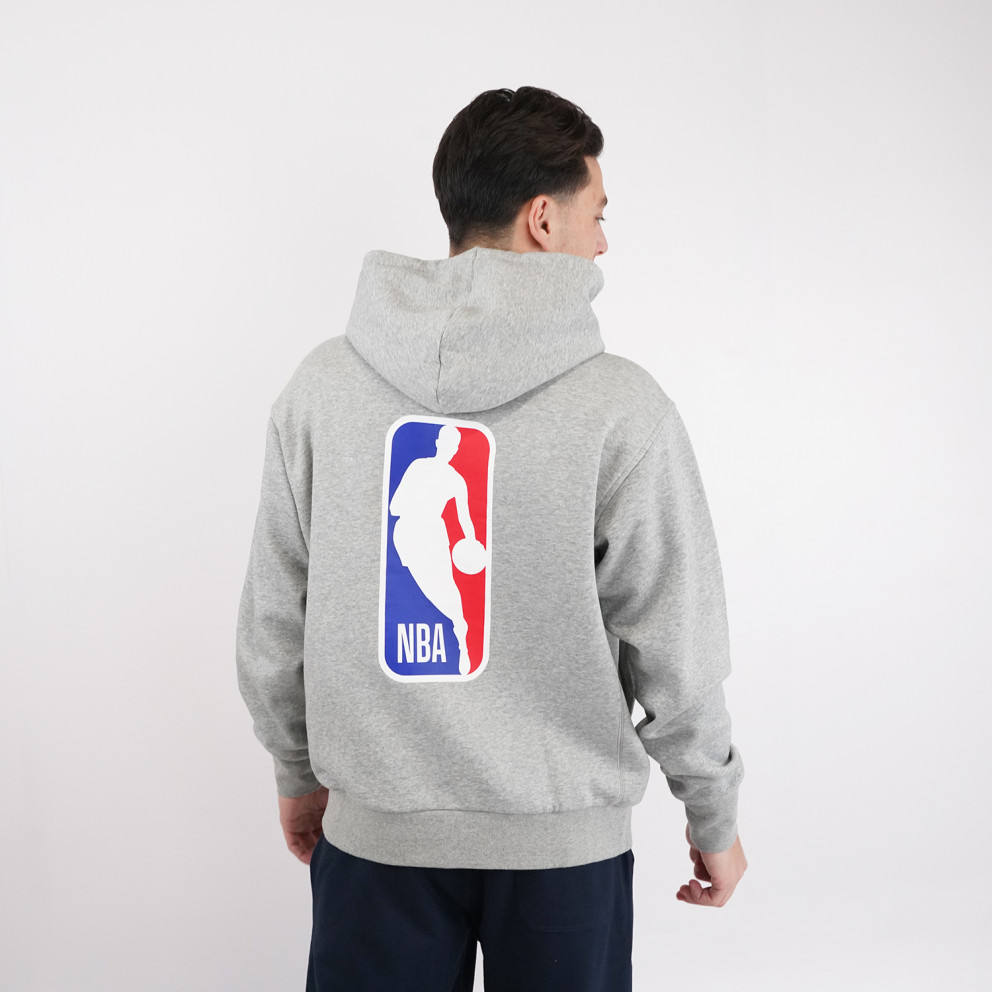 Nike NBA Team 31 Essential Ανδρική Μπλούζα Με Κουκούλα