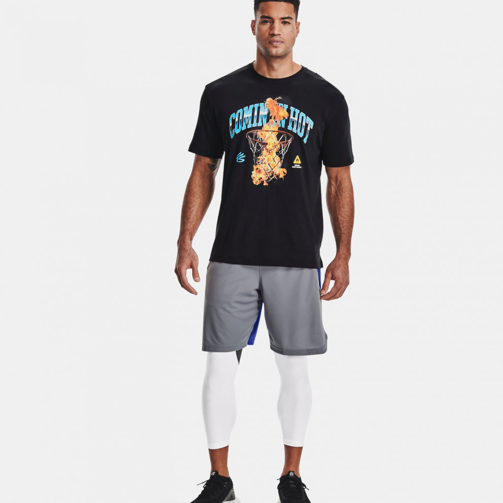 Under Armour Curry Coming In Hot Ανδρικό T-shirt
