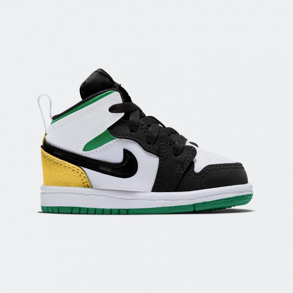 Jordan 1 Mid Special Edition Infants' Shoes