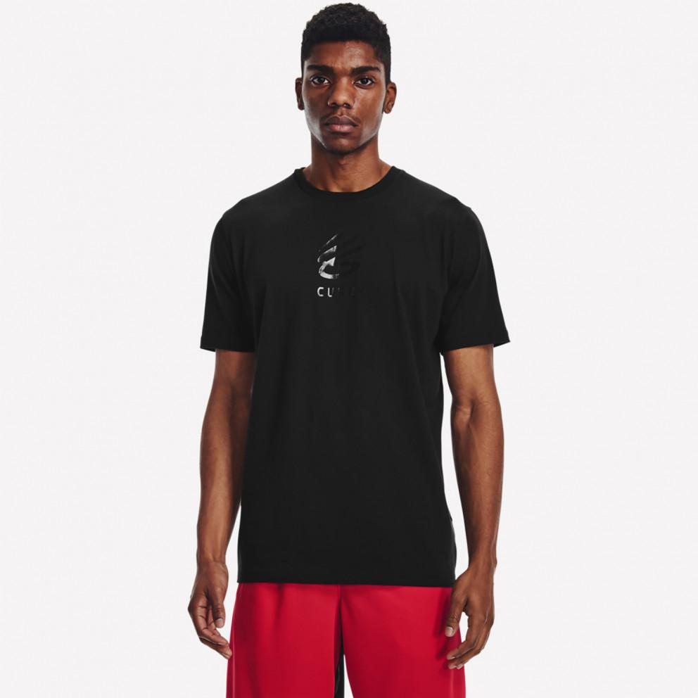 Under Armour Curry Splash Ανδρικό T-shirt