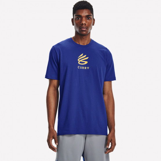 Under Armour Curry Splash Ανδρικό T-shirt