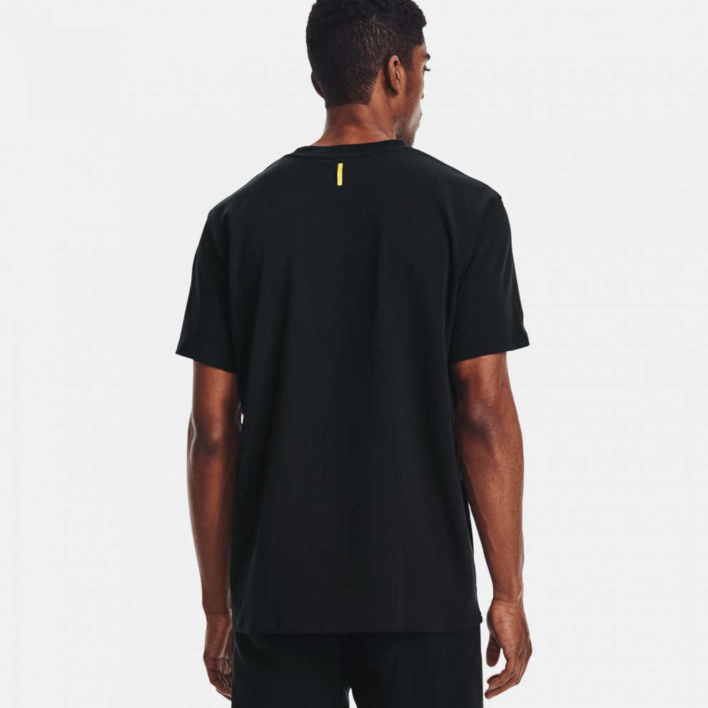 Under Armour Stephen Curry Ανδρικό T-Shirt