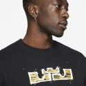 Nike Dri-FIT LeBron Logo Ανδρική Μπλούζα Για Μπάσκετ