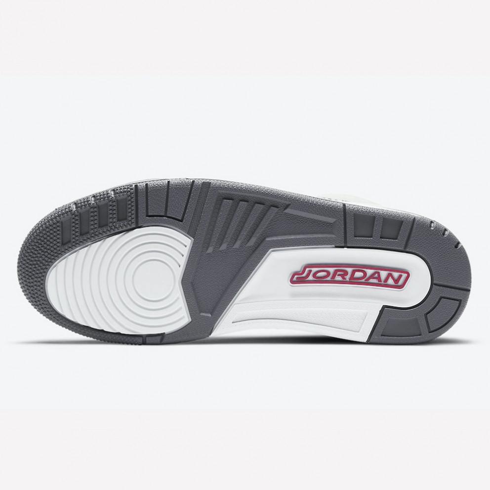 "Jordan Air 3 Retro ""Cool Grey"" Ανδρικά Μπασκετικά Παπούτσια"