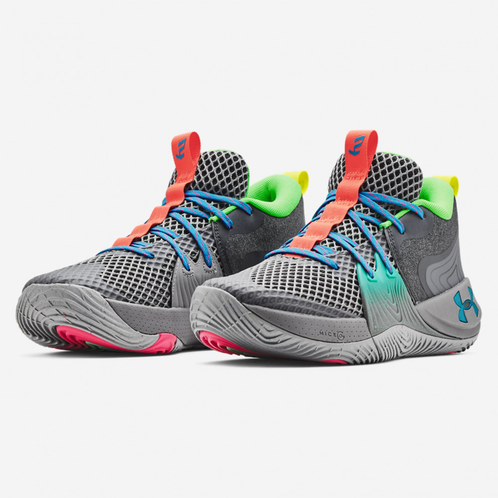 Under Armour Embiid One Gamertag Basketball Shoes