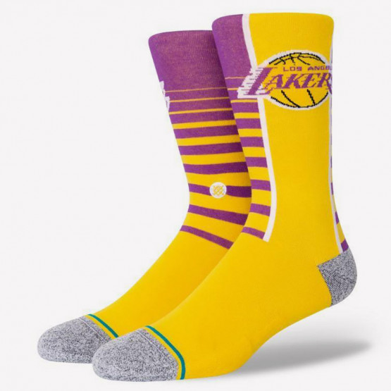 Stance NBA Los Angeles Lakers Gradient Ανδρικές Κάλτσες Για Μπάσκετ