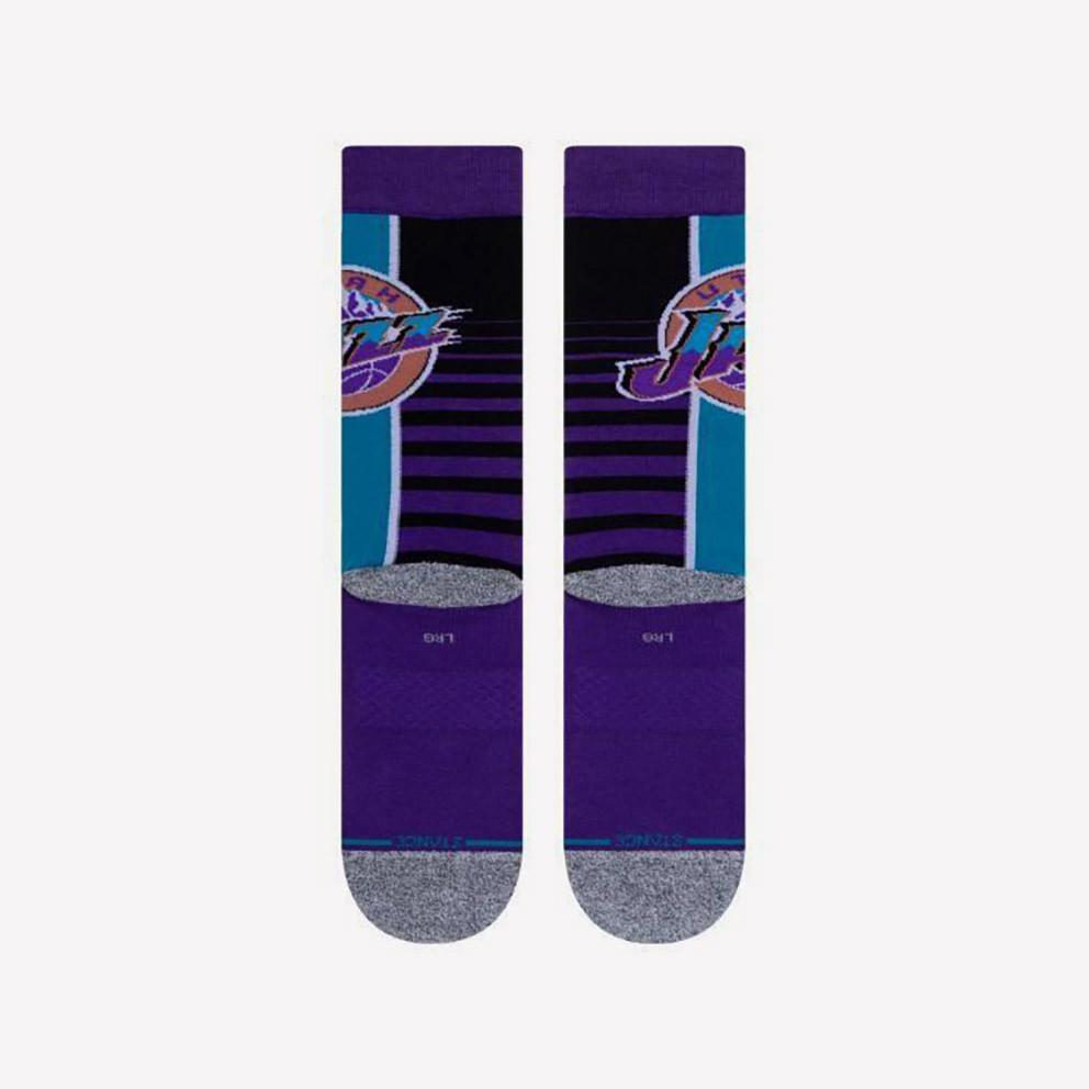 Stance NBA Utah Jazz Gradient Men's Basketball Socks