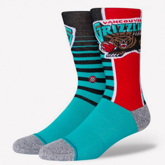 Stance NBA Memphis Grizzlies Grizzlies Gradient Men's Basketball Socks