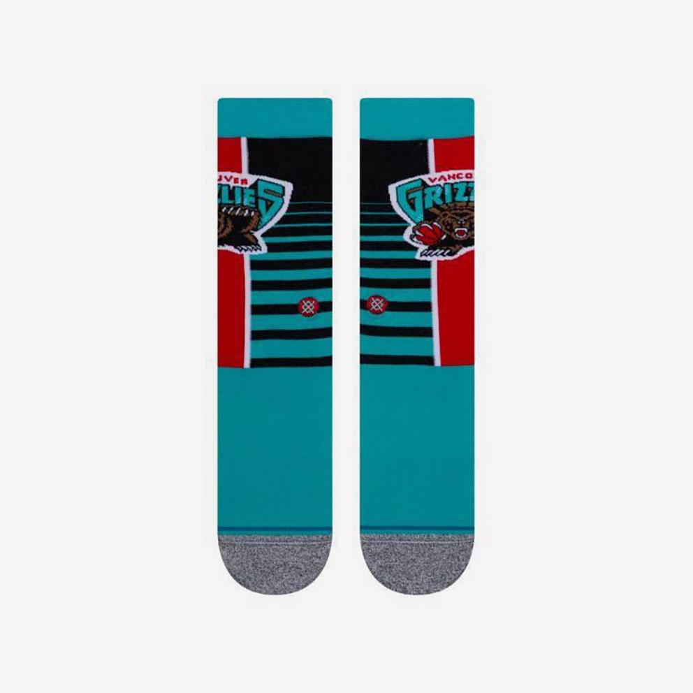 Stance NBA Memphis Grizzlies Gradient Ανδρικές Κάλτσες Για Μπάσκετ
