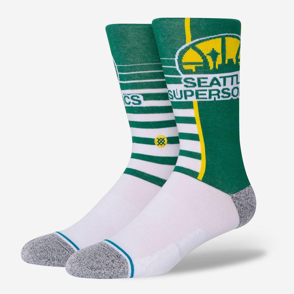 Stance NBA Seattle Supersonics Gradient Men's Basketball Socks