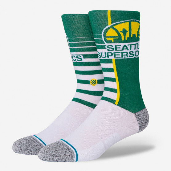 Stance NBA Seattle Supersonics Gradient Men's Basketball Socks
