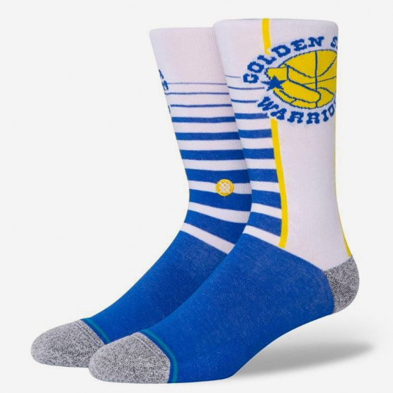 Stance NBA Golden State Warriors Gradient Men's Basketball Socks