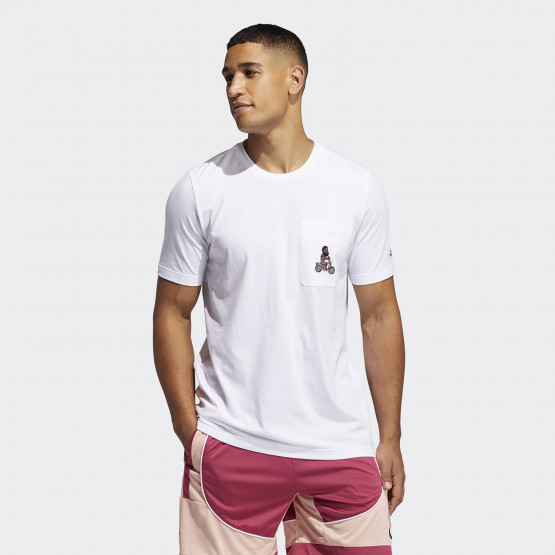 adidas Performance Harden Avatar Pocket Men's T-shirt