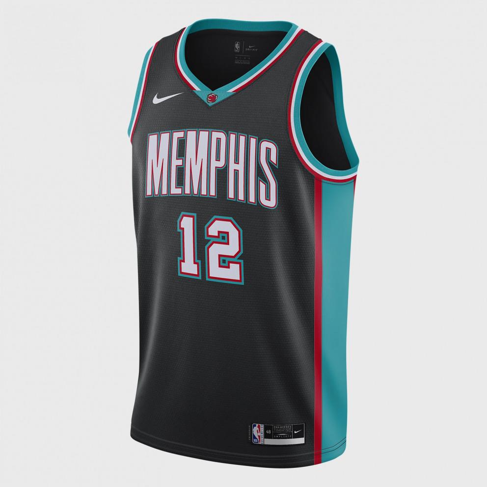 Nike NBA Ja Morant Memphis Grizzlies Hardwood Classics Men's Jersey