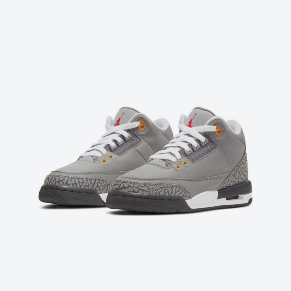 Jordan Air 3 Retro Παιδικά Παπούτσια για Μπάσκετ