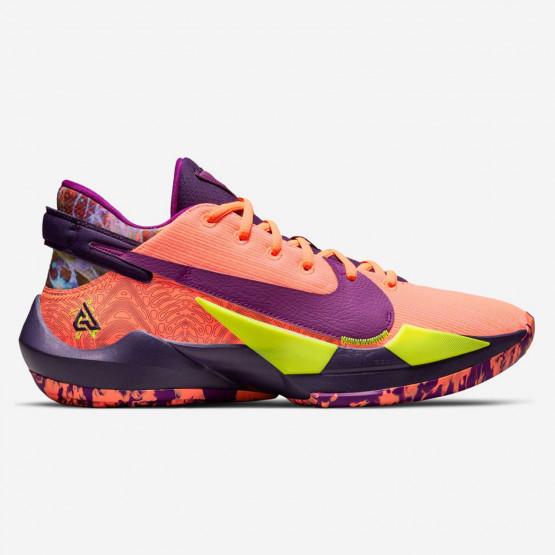 """Nike Zoom Freak 2 """"Bright Mango"""" Basketball Shoes"""